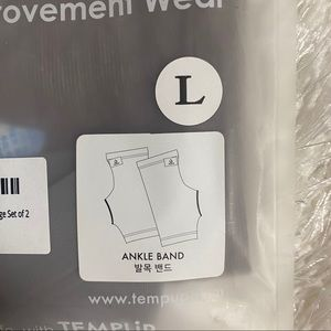 TEMP UP Other - NWT TEMP UP ankle protector compression band large